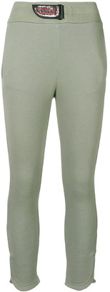 Mr & Mrs Italy Slim Cropped Leggings