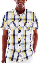 i jeans by Buffalo Munrow Short-Sleeve Woven Shirt
