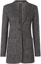 Max Mara Weekend Orano Longsleeve Tweed Jacket