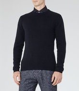 Reiss Hampton Cashmere Crew-Neck Jumper