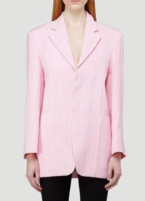 Jacquemus La Veste D'Homme Oversized Suit Jacket