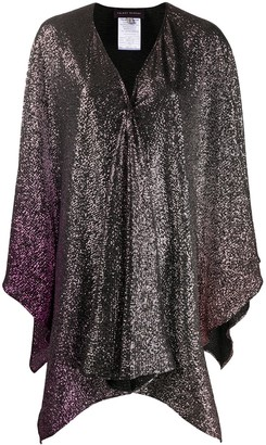 Talbot Runhof Lightweight Sequin Jacket