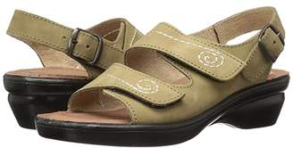 Spring Step Belamar (Olive Green) Women's Shoes