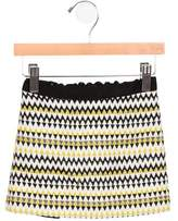 Milly Minis Girls' Wool Skirt