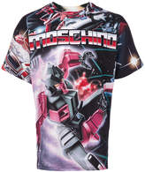 Moschino Transformers logo T-shirt