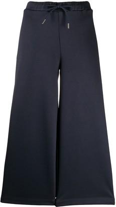 Fay Wide-Leg Track Pants
