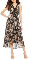 Antonio Melani Rosie Chiffon Burnout Dress