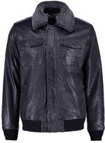Pepe Jeans Conduit Leather Jacket 595