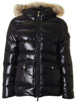 Pyrenex Authentic Fur Hooded Puffa Jacket