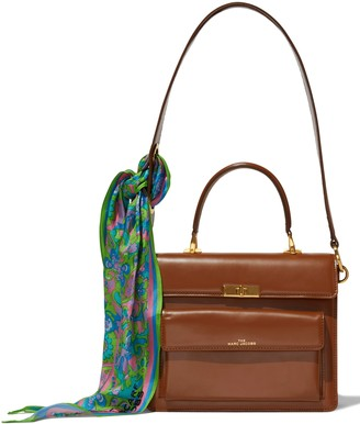 Marc Jacobs THE  The Uptown Leather Shoulder Bag