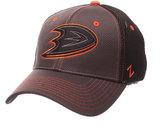 Zephyr Anaheim Ducks Blacklight Flex Cap