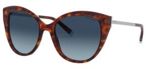 Tiffany & Co. Polarized Sunglasses, TF4166 55