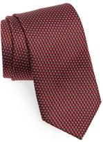 Ermenegildo Zegna Men's Neat Silk Tie
