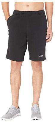 Nike SB SB Icon Fleece Shorts (Black/Black) Men's Shorts