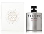 CHANEL Allure Homme Sport Eau De Toilette 50ml - Gift Wrapped