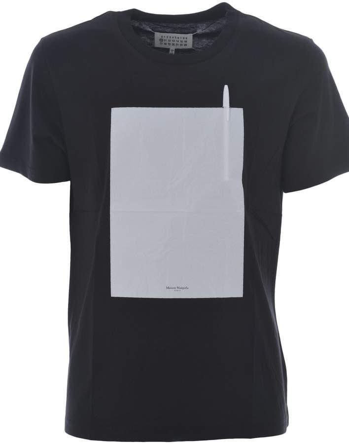 Maison Margiela Removable Pen Panel T-shirt