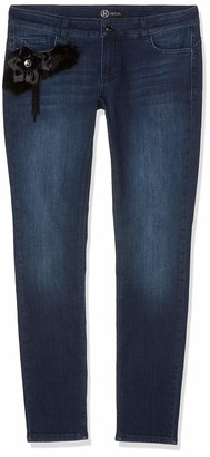 Relish Skinny Antonia / B Denim Women's Jeans Blue (Blue 1799) 48 (Manufacturer's size: 34)