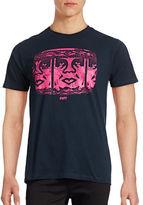 Obey Channel Zero Premium T-Shirt