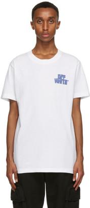 Off-White White Arrows Hand Logo T-Shirt