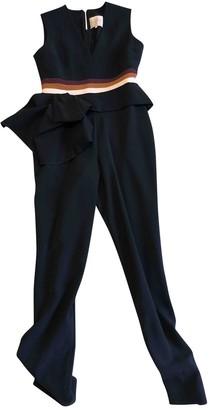 Roksanda Black Polyester Jumpsuits