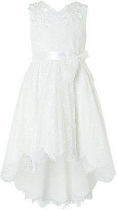 Under Armour Rebecca Lilly Lace Occasion Dress Ivory