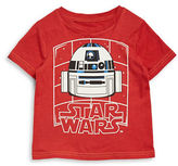 Hybrid Promotions Boys 2-7 R2D2 Graphic Tee