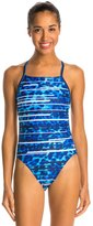 Speedo PowerFLEX Eco Got You Cross Back Swimsuit 8133847