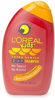 L'Oreal Kids Extra Gentle 2-in-1 Shampoo Burst of Cherry-Almond