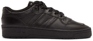 adidas Black Rivalry Sneakers