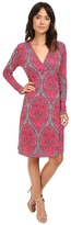 Christin Michaels Emily Wrap Dress