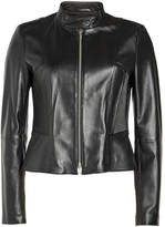 HUGO Lenina Leather Jacket