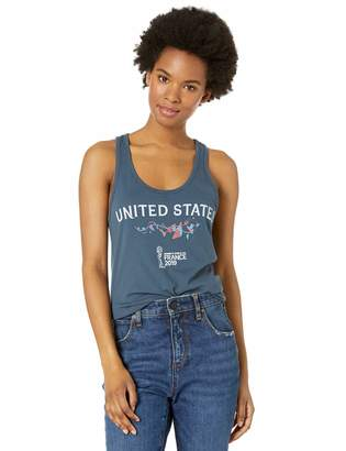 Fifth Sun Junior's Officially Licensed FIFA United States Racerback Tank