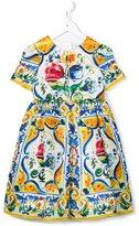 Dolce & Gabbana 'Majolica' dress