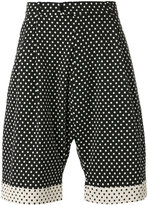 Henrik Vibskov Bloom Salami shorts - men - Cotton/Polyamide/Spandex/Elastane - S