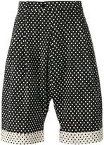 Henrik Vibskov Bloom Salami shorts - men - Cotton/Polyamide/Spandex/Elastane - XL