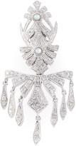 Joelle Gagnard Jewellery pave diamond earring