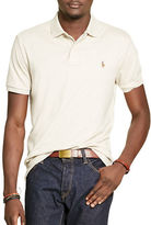 Polo Ralph Lauren Solid Pima Cotton Polo Shirt