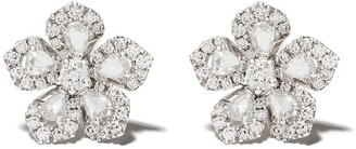 David Morris Miss Daisy stud earrings