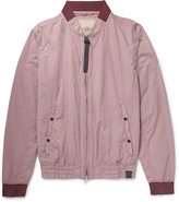 Nemen - Cotton-blend Shell Bomber Jacket