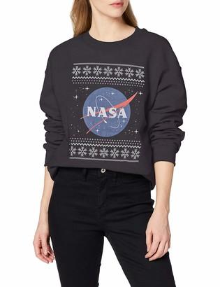 Brands In Limited Women's NASA Old Fair Isle Hoodie