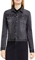Vince Camuto Two by VINCE CAMTUO Faded Denim Jacket