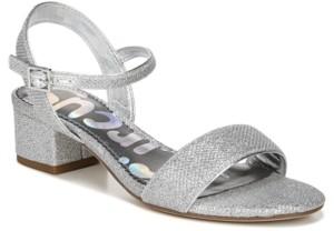 Sam Edelman Women's Ibis Block-Heel Dress Sandals Women's Shoes