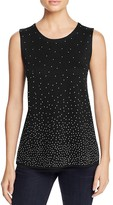 Nic+Zoe Embellished Visionaire Top