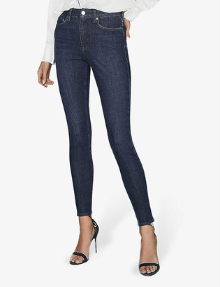 Reiss Skye high-rise skinny jeans