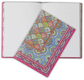 NEW Liberty Paisley Scallops A5 Hardcover Journal