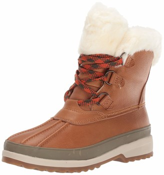 Sperry Women's Maritime Winter Boot Leather Boot