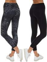 Sweaty Betty Chandrasana 7/8 Reversible Leggings