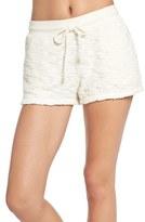 PJ Salvage Women's Boucle Knit Pajama Shorts