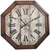 Asstd National Brand Octagon Clock