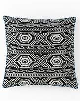 Shiraleah Aztec Embroidered Pillow